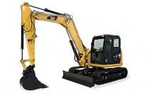 Cat 308E  8 ton Digger
